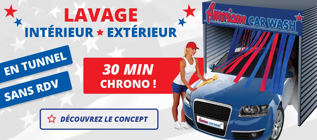 American Car Wash à Rillieux-la-Pape station lavage automobile 95c7244c635